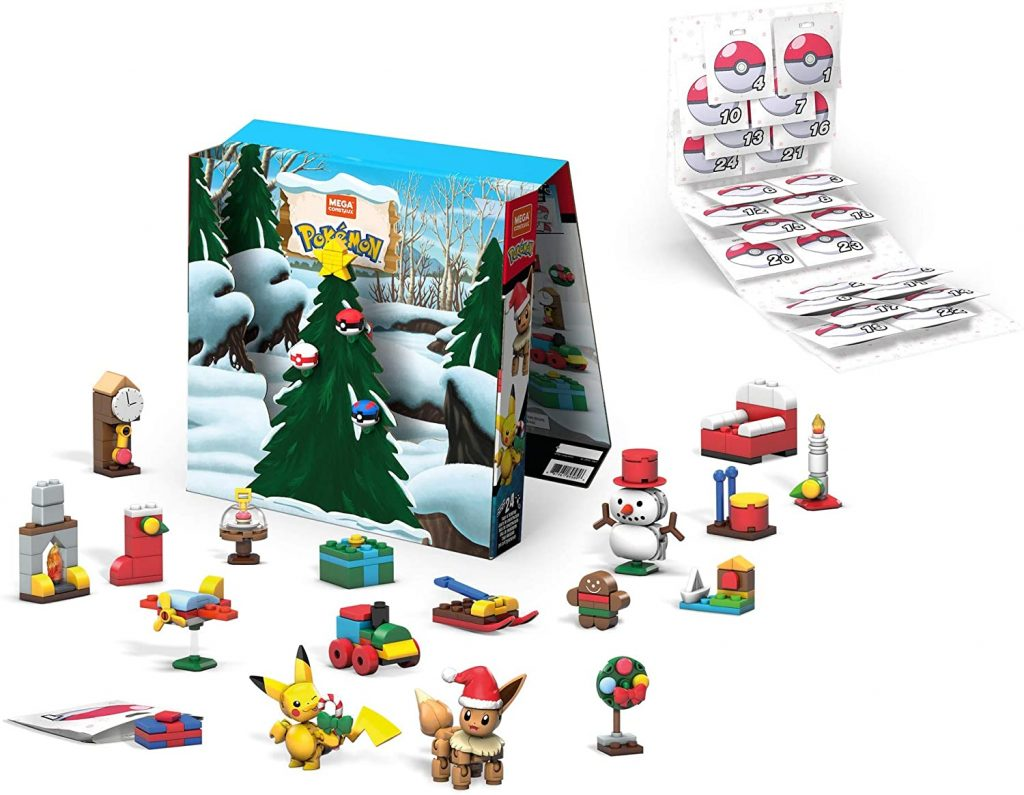 Pokemon Advent Calendar 2020