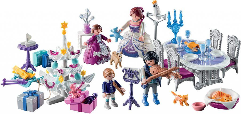 Contents: Playmobil 9485 Advent Calendar Christmas Ball 2019