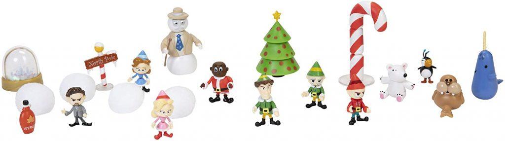 Content: Jakks Holiday Advent Calendar 2020, Buddy The Elf
