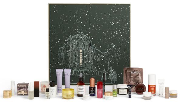 Contents: Harrods Beauty Advent Calendar