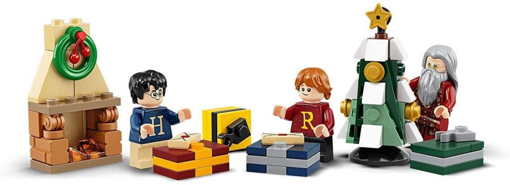 Content: LEGO 75964 Harry Potter Advent Calendar 2019