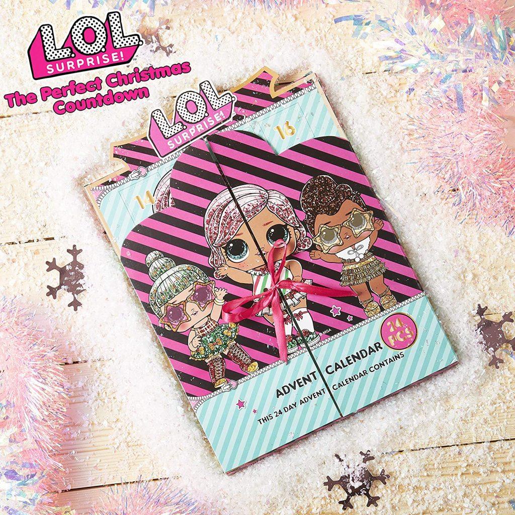 Content: L.O.L. Surprise! Advent Calendar 2020