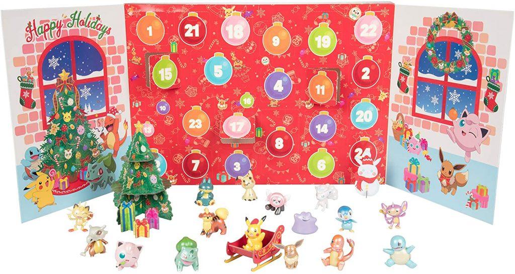 Pokemon 2021 Advent Calendar