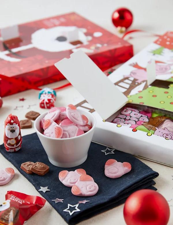 Contents: Percy Pig™ & Santa's Selection Advent Calendars 2020