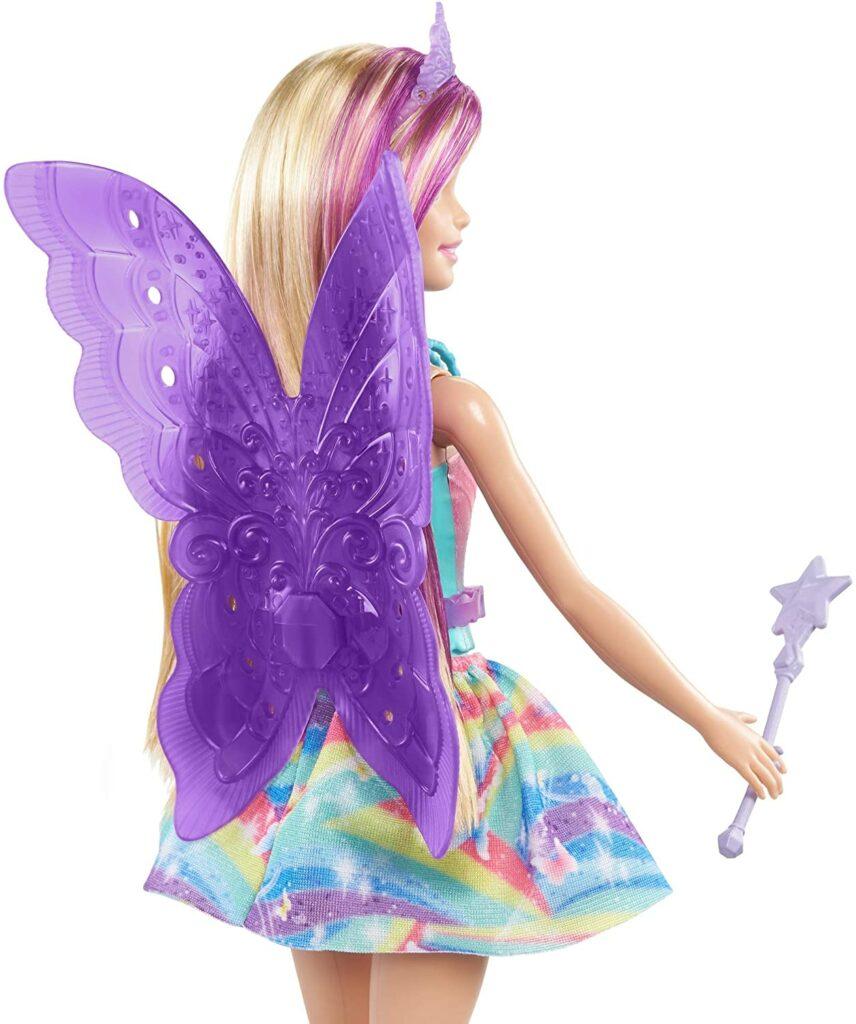 Contents: Barbie Dreamtopia GJB72 Advent Calendar 2020