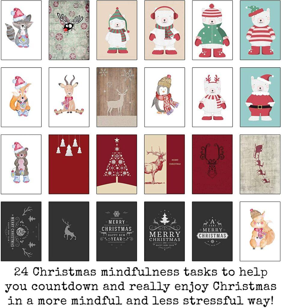 Contents: Mindfulness Advent Calendar 2018