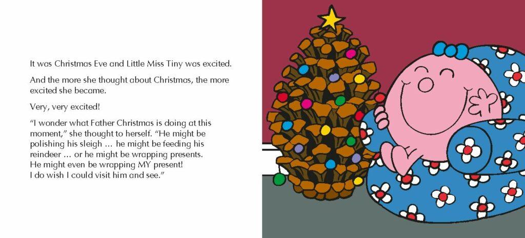 Contents: Mr. Men Little Miss Advent Calendar 2020