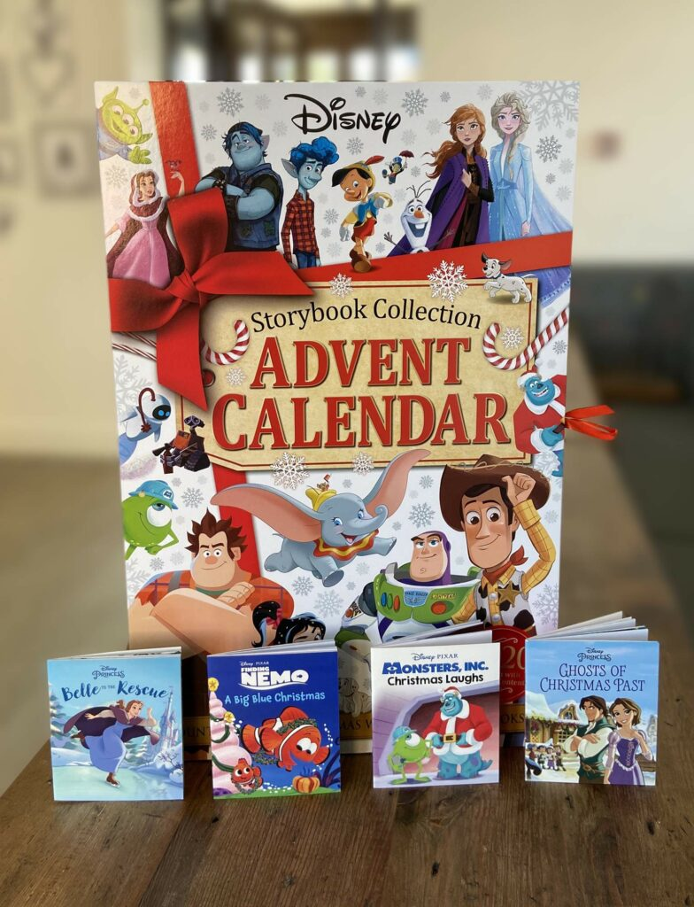 Contents: Disney: Storybook Collection Advent Calendar 2020
