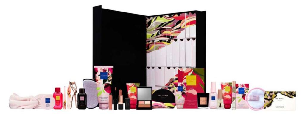 Content: Ted Baker Beauty Advent Calendar 2021