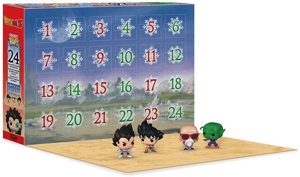 Content: Funko POP Advent Calendar: Dragon Ball Z, Multicolour
