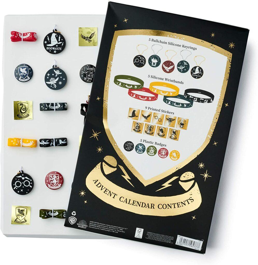 Content: Harry Potter Accessories Advent Calendar 2020