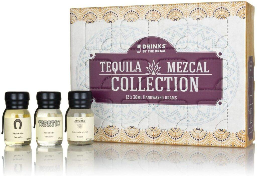 Content: Tequila & Mezcal Collection Advent Calendar 2021